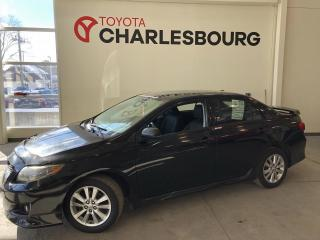 Used 2009 Toyota Corolla S - Automatique for sale in Québec, QC