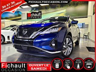 Used 2019 Nissan Murano SL TI  **TOIT PANORAMIQUE** for sale in Châteauguay, QC