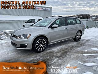 Used 2017 Volkswagen Golf Sportwagen 1.8 TSI Comfortline 4MOTION, Automatique for sale in Sherbrooke, QC
