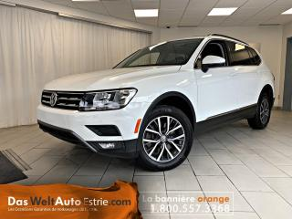 Used 2018 Volkswagen Tiguan Comfortline, 4MOTION, Toit, Automatique for sale in Sherbrooke, QC