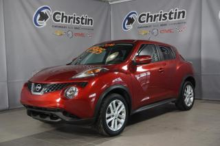 Used 2015 Nissan Juke SV AUTOMATIQUE BLUETOOTH CAM DE RECUL MAG for sale in Montréal, QC