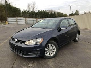 Used 2016 Volkswagen Golf COMFORTLINE HATCHBACK 2WD for sale in Cayuga, ON
