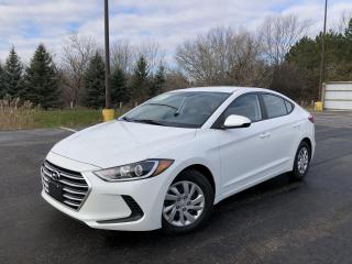 Used 2017 Hyundai Elantra L FWD for sale in Cayuga, ON