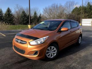 Used 2016 Hyundai Accent GL Hatchback FWD for sale in Cayuga, ON