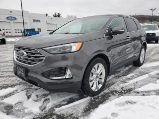 Used 2019 Ford Edge TITANIUM AWD, TOIT, GPS, CUIR, for sale in Vallée-Jonction, QC