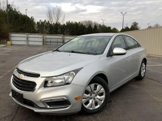 Used 2015 Chevrolet Cruze 1LT for sale in Cayuga, ON