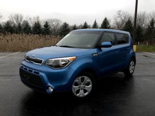 Used 2015 Kia Soul LX 2WD for sale in Cayuga, ON