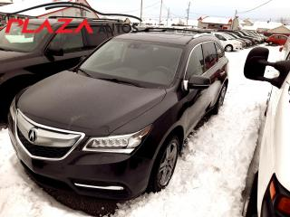 Used 2015 Acura MDX SH-AWD 4DR ELITE PKG for sale in Beauport, QC
