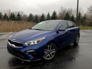 Used 2019 Kia Forte EX Premium 2WD for sale in Cayuga, ON