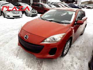 Used 2013 Mazda MAZDA3 4dr HB Sport Man GS,  GARANTIE 1 AN ET OU 1500KM for sale in Beauport, QC