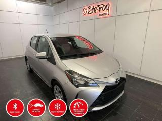 Used 2018 Toyota Yaris LE - A/C - BLUETOOTH - SIÈGES CHAUFFANTS for sale in Québec, QC