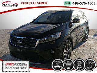 Used 2020 Kia Sorento EX* V6* AWD* CUIR* TOIT PANO* JAMAIS ACC for sale in Québec, QC