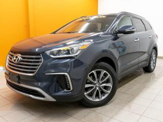 Used 2017 Hyundai Santa Fe XL PREMIUM AWD 7 PLACES HAYON ÉLECT *ALERTES SÉCUR* for sale in St-Jérôme, QC