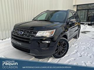 Used 2019 Ford Explorer XLT Sport for sale in Rouyn-Noranda, QC