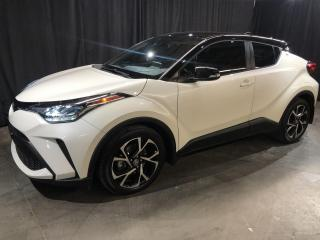 Used 2020 Toyota C-HR XLE Premium MAGS 18''-PUSH START-ANGLES MORTS-CAMÉ for sale in St-Eustache, QC