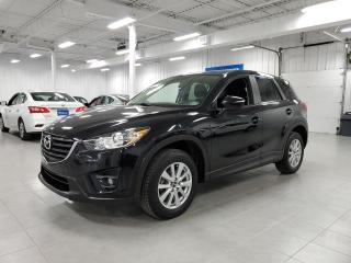 Used 2016 Mazda CX-5 GS - TOIT OUVRANT + CAMERA DE RECUL + JANTES !!! for sale in St-Eustache, QC