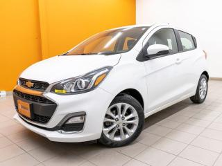 Used 2019 Chevrolet Spark LT CAMÉRA WI-FI HOTSPOT *ANDROID / APPLE* for sale in St-Jérôme, QC