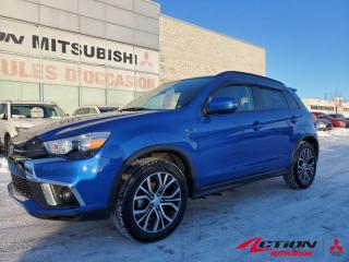 Used 2019 Mitsubishi RVR SE LTD AWC+MAGS 18+A/C+BLUETOOTH+APPLE CARPLAY+CAM for sale in St-Hubert, QC
