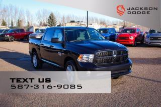 New 2020 RAM 1500 Classic Black Express Crew Cab for sale in Medicine Hat, AB