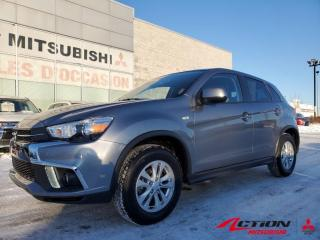 Used 2019 Mitsubishi RVR SE AWC+MAGS 16+A/C+BLUETOOTH+APPLE CARPLAY+CAMÉRA for sale in St-Hubert, QC