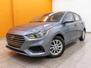Used 2019 Hyundai Accent PREFERRED SIÈGES CHAUFF CAMÉRA ANDROID *BAS KM* for sale in St-Jérôme, QC