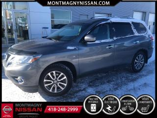 Used 2016 Nissan Pathfinder 4 roues motrices 4 portes, SV for sale in Montmagny, QC