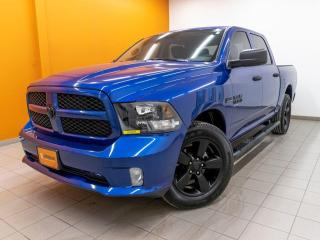 Used 2019 RAM 1500 NIGHT EDITION CREW 4X4 *CAMERA* BLUETOOTH *PROMO for sale in St-Jérôme, QC