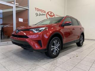 Used 2017 Toyota RAV4 * FWD * LE * CAMERA * SIEGES CHAUFFANTS * for sale in Mirabel, QC
