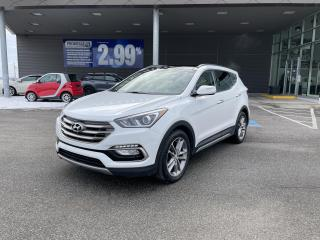 Used 2017 Hyundai Santa Fe Sport AWD,2.0T,Limited,TOIT PANO,CUIR,BANCS CHAUFF/CLIM for sale in Mirabel, QC