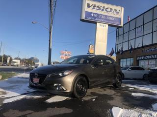 Used 2015 Mazda MAZDA3 4dr HB Sport Auto GT-HEADSUP-NAVI for sale in North York, ON
