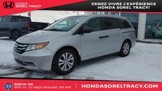 Used 2015 Honda Odyssey SE 8 PASSAGERS+CRUISE+CAMÉRA RECUL for sale in Sorel-Tracy, QC