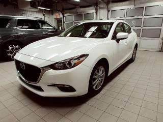 Used 2018 Mazda MAZDA3 SE + CUIR + BLUETOOTH for sale in Ste-Julie, QC