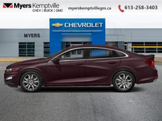 Used 2021 Chevrolet Malibu RS for sale in Kemptville, ON
