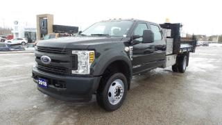 Used 2018 Ford F-550 Super Duty DRW XL for sale in New Hamburg, ON