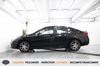 Used 2018 Subaru Impreza 2.0i Sport Auto Berline + Toit + Aileron for sale in Québec, QC