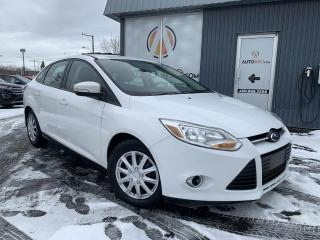 Used 2012 Ford Focus ***SE,BERLINE,AUTOMATIQUE,A/C*** for sale in Longueuil, QC