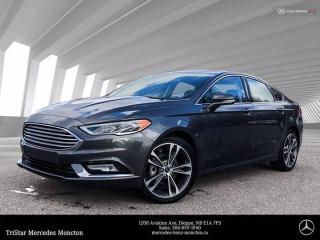 Used 2018 Ford Fusion Titanium for sale in Dieppe, NB