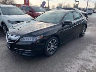 Used 2016 Acura TLX Technik for sale in Peterborough, ON