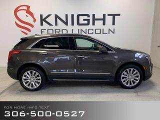 Used 2019 Cadillac XT5 Platinum AWD, Beautiful!!! for sale in Moose Jaw, SK