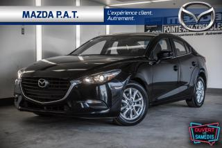 Used 2017 Mazda MAZDA3 MANUELLE,CAMÉRA DE RECUÉL,BLUTOOTH,MAGS,A/C for sale in Montréal, QC