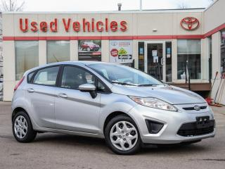 Used 2012 Ford Fiesta HATCH BACK | EXTRA WINTER TIRES for sale in North York, ON