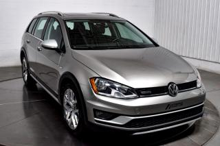 Used 2017 Volkswagen Golf Alltrack ALLTRACK AWD 1.8 TSI CUIR TOIT MAGS for sale in Île-Perrot, QC