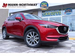 Used 2020 Mazda CX-5 GT | Navigation, No Accidents. for sale in Prince Albert, SK