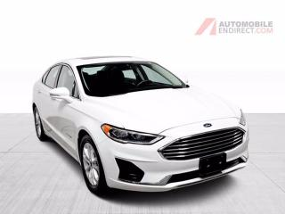 Used 2019 Ford Fusion Hybrid HYBRID SEL CUIR TOIT NAV MAGS for sale in Île-Perrot, QC