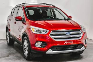 Used 2017 Ford Escape Titanium AWD for sale in Île-Perrot, QC