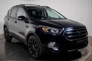 Used 2017 Ford Escape TITANIUM AWD CUIR TOIT PANO MAGS NAV for sale in Île-Perrot, QC