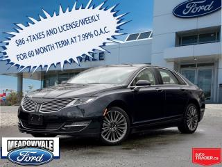 Used 2014 Lincoln MKZ Hybrid for sale in Mississauga, ON