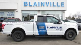 Used 2017 Ford F-150 XLT for sale in Blainville, QC