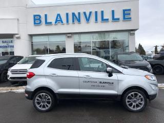 Used 2018 Ford EcoSport Titanium 4RM for sale in Blainville, QC
