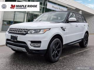 Used 2016 Land Rover Range Rover Sport Td6 HSE for sale in Maple Ridge, BC